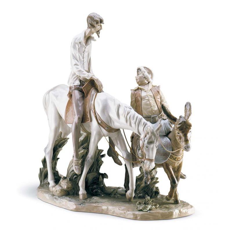 Don Quixote & Sancho (S.L)