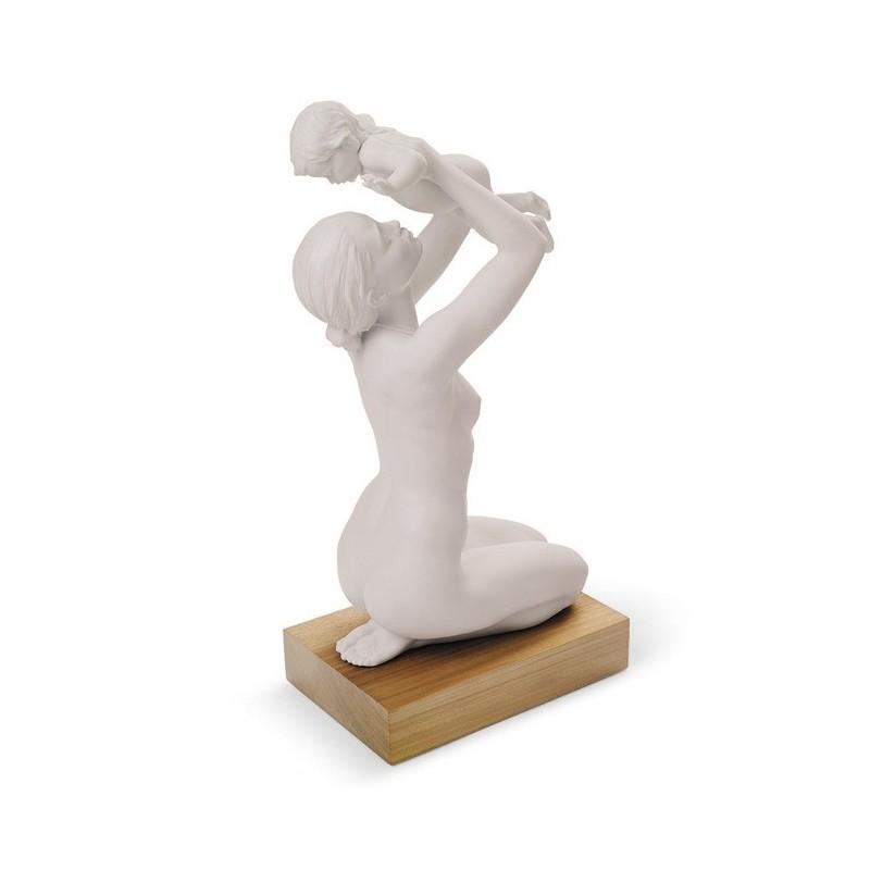 Figura de porcelana de Lladró Albores