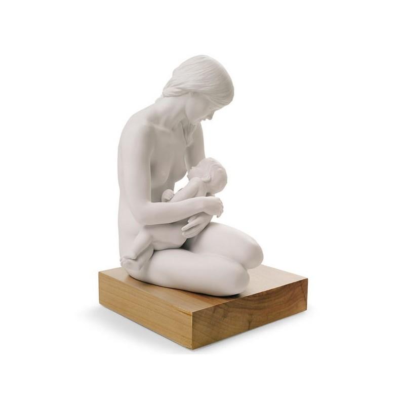 Figura de porcelana de Lladró Vínculo Vital