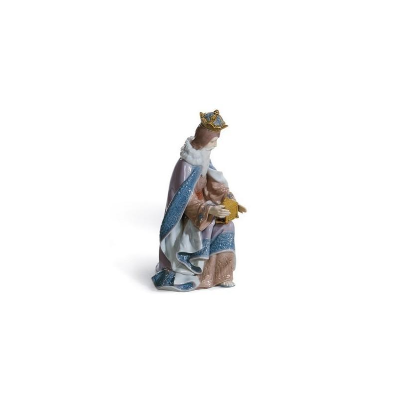 Rey Melchor (Nacimiento)