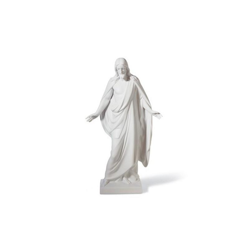 Figura de porcelana de Lladró Christus (Tamaño pequeño - Acabado Semi brillo)
