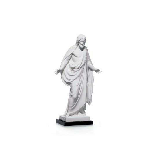 Figura de porcelana de Lladró Christus (Grande Acabado Brillo)