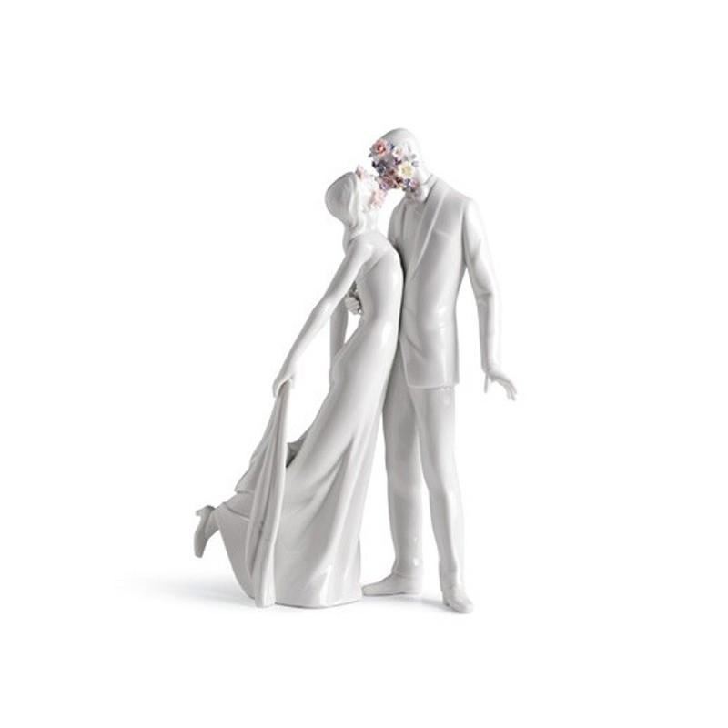 Figura de porcelana de Lladró Amor I