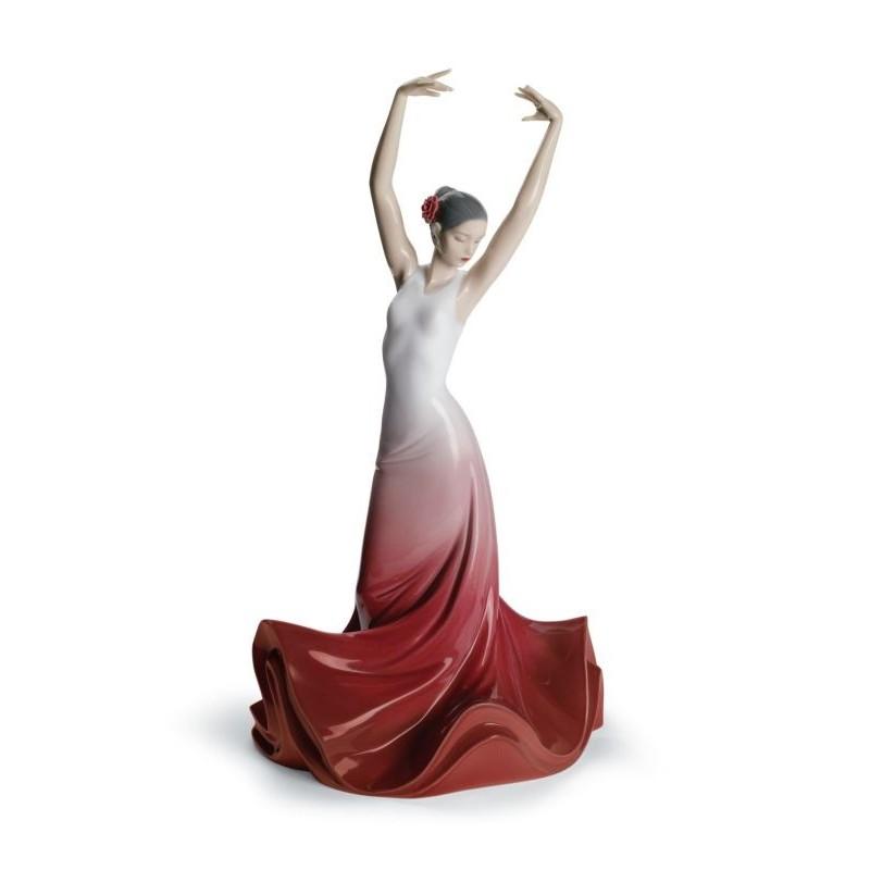 Figura de porcelana de Lladró Corazón de España