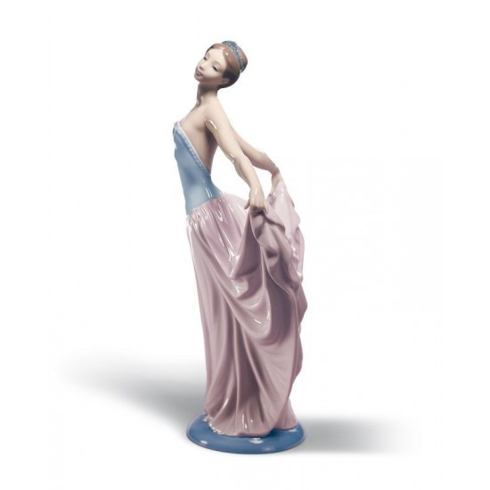 Figura de porcelana Lladró De Ensayo