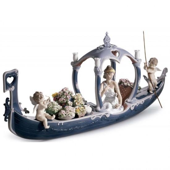 Figura de porcelana de Lladró La diosa del amor