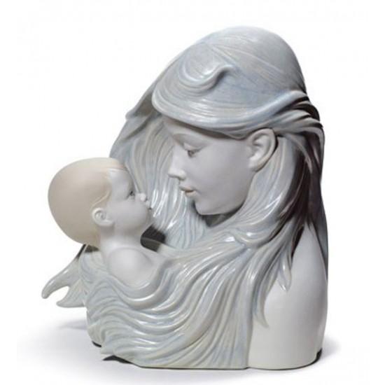 Figura de porcelana de Lladró Dulce Caricia