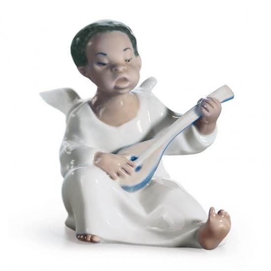 Figura de porcelana de Lladró Ángel