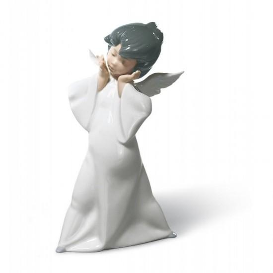 Figura de porcelana de Lladró Ángel mímico