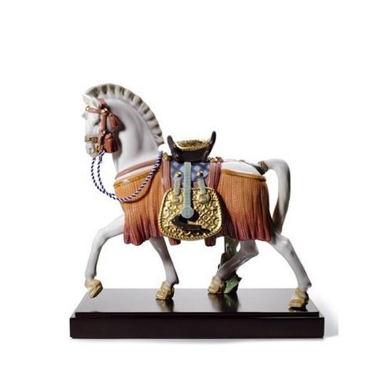 Figura de porcelana de Lladró El Caballo de la Esperanza