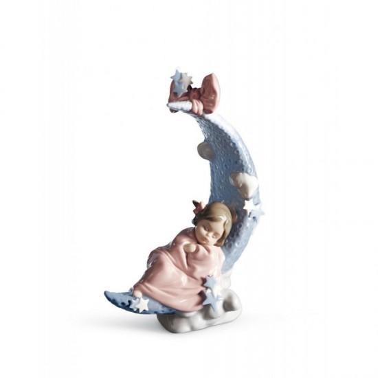 Figura de porcelana de Lladró Arrullo de luna