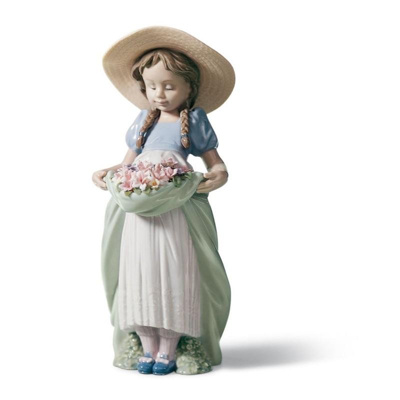 La niña del prado