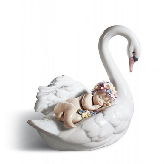 Figura de porcelana de Lladró Sueño fantástico