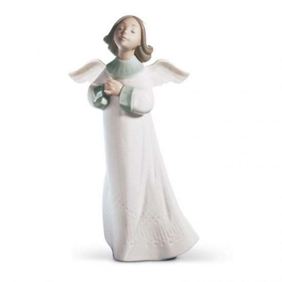 Figura de porcelana de Lladró Plegaria