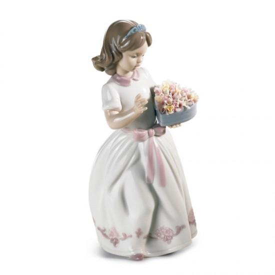 Figura de porcelana de Lladró Para alguien especial