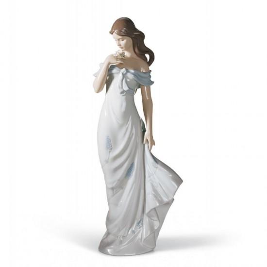 Figura de porcelana de Lladró El susurro de las flores