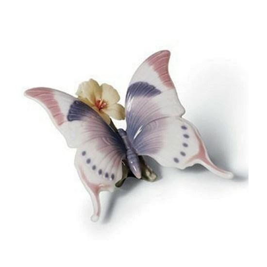 Figura de porcelana de Lladró Mariposa