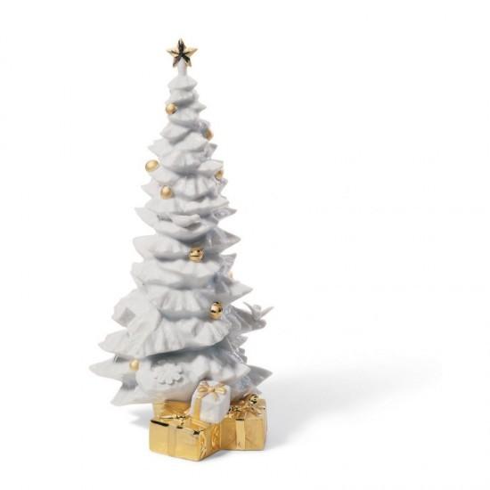 Árbol de Navidad con regalos (Re-Deco)
