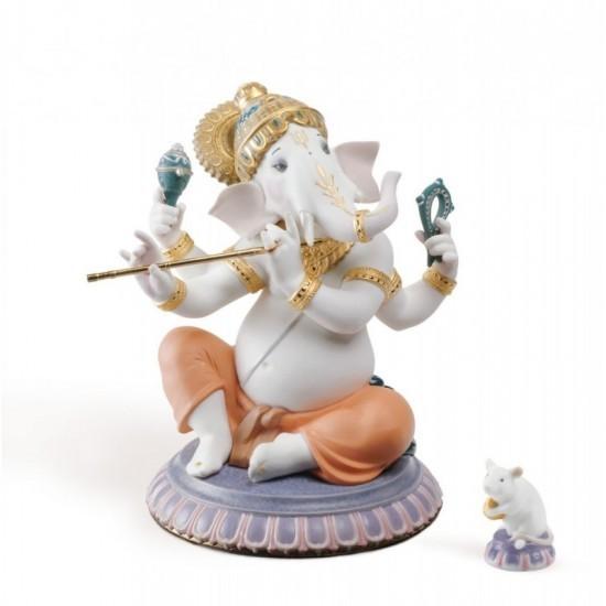 Ganesha con bansuri (Serie limitada)