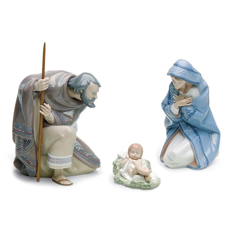 Set Noche de paz (porcelana)