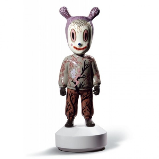 The Guest by Gary Baseman - Big