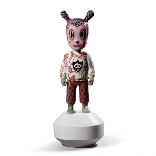 The Guest by Gary Baseman - Little
