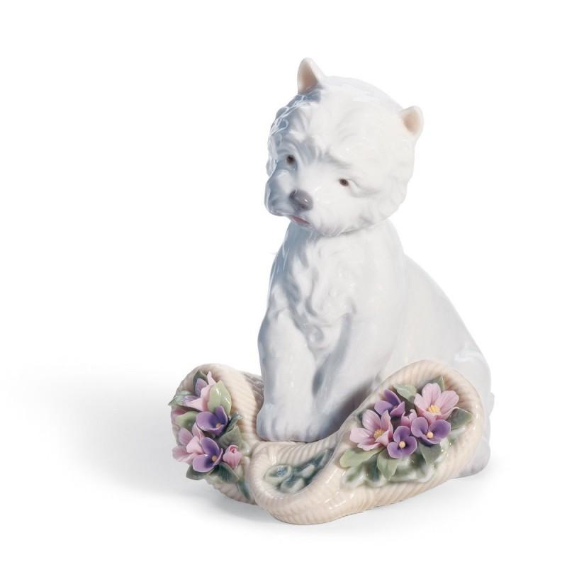 Figura de porcelana de Lladró Carácter juguetón