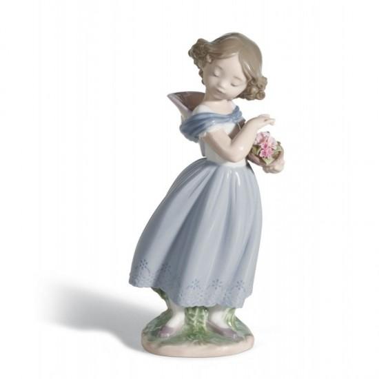 Figura de porcelana de Lladró Adorable inocencia