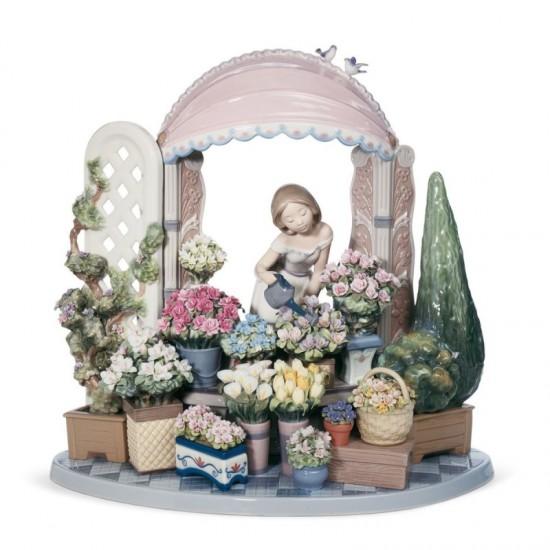 Florecer romántico