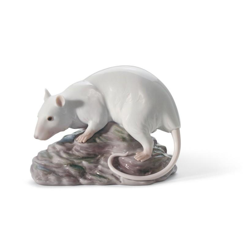 Figura de porcelana de Lladró La Rata