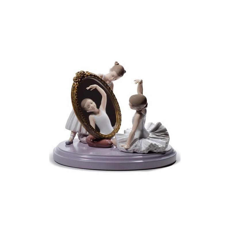 Figura de porcelana Lladró Mi Pose Perfecta