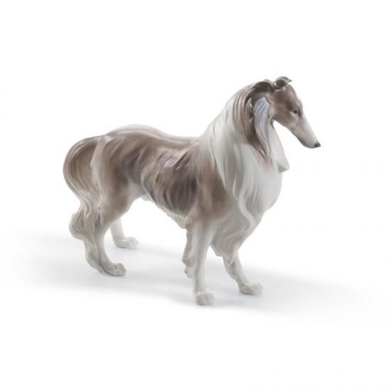 Figura de porcelana de Lladró Pastor Shetland