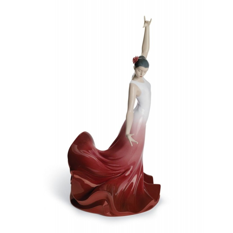Figura de porcelana de Lladró Alma de España