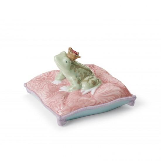 Figura de porcelana de Lladró Príncipe encantado