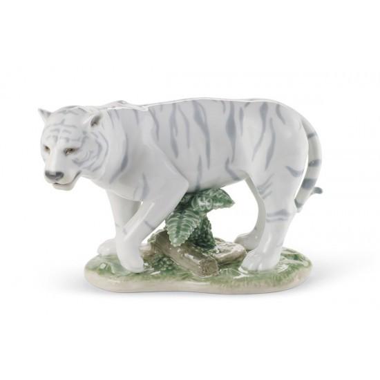 Figura de porcelana de Lladró El Tigre