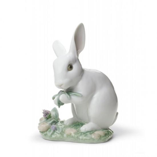 Figura de porcelana de Lladró El conejo