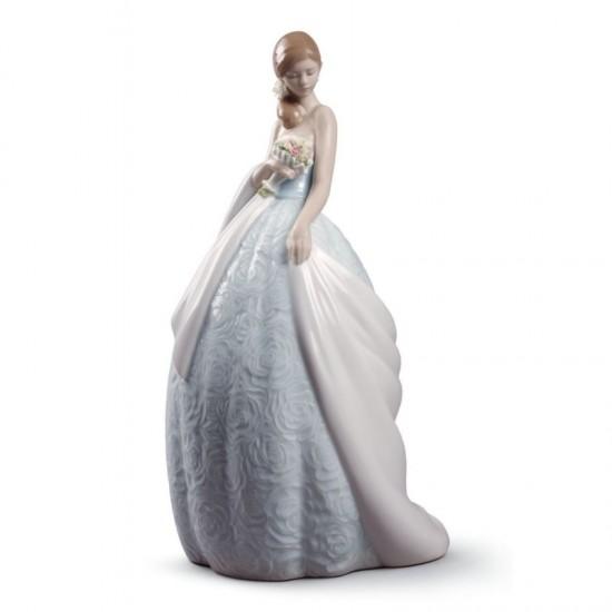 Figura de porcelana de Lladró Su día especial