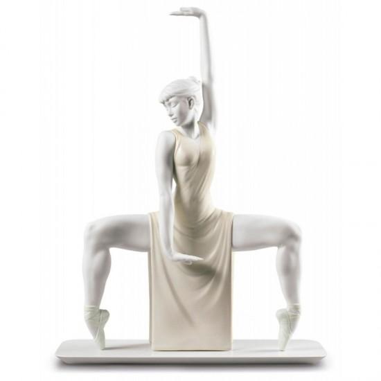 Figura de porcelana de Lladró Danza contemporánea