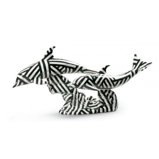 Figura de porcelana de Lladró Cortejo en el mar (Dazzle)