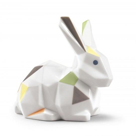 Figura de porcelana de Lladró Conejo