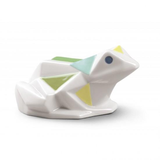 Figura de porcelana de Lladró Rana