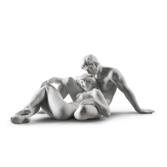 Figura de porcelana de Lladró Un momento eterno