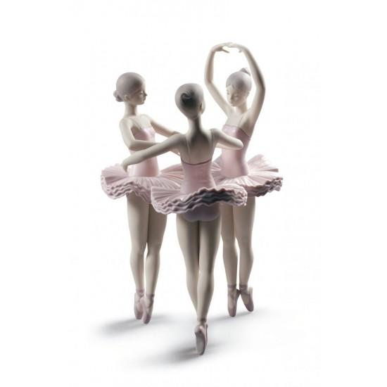 Nuestra pose de ballet