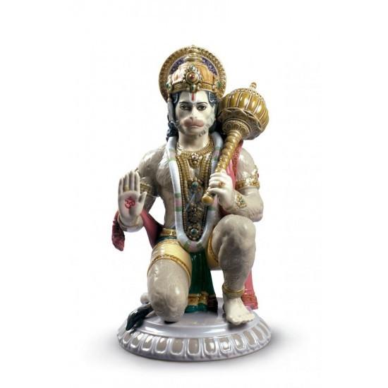 Figura de porcelana Lladró Hanuman