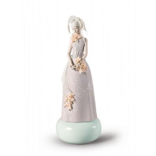 Figura de porcelana de Lladró Modelo exclusivo
