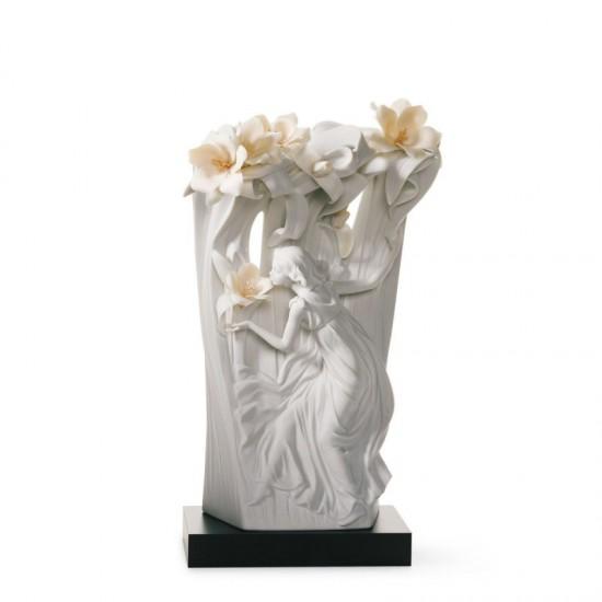Figura de porcelana de Lladró Ninfa del bosque