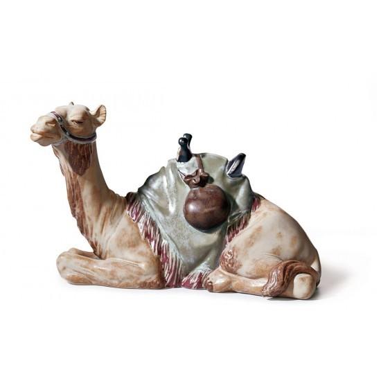 Figura de porcelana de Lladró El camello