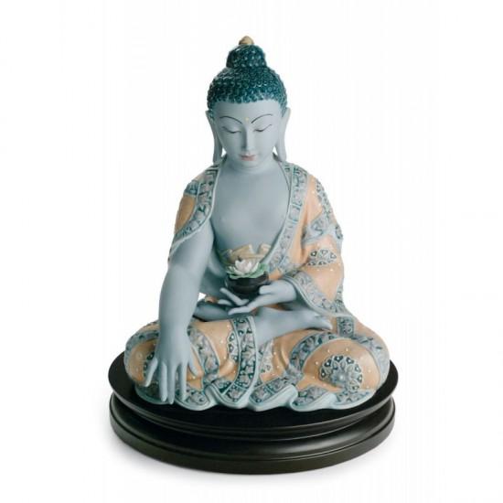 Figura de porcelana Lladró Buda de la Medicina