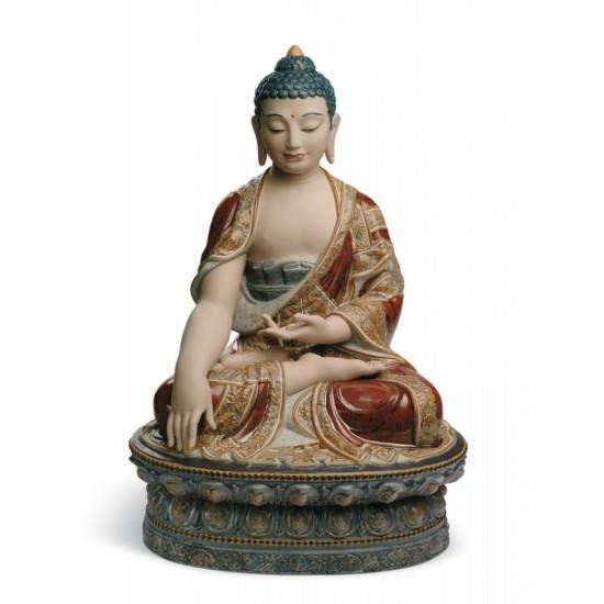 Buda Shakyamuni (tierra)