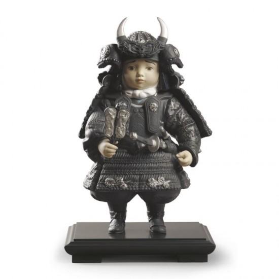 Niño Samurai (plata)